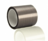 3-mil Skived PTFE Tape Silicone Adhesive Single-Sided