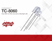 TC-8060 | Clear Optical Molding Compound
