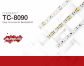 TC-8090 | Clear Optical Molding Compound