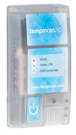 Tempmate-GS Single-Use Real-Time Temperature, Humidity & Location Logger