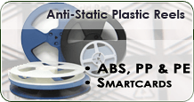 Anti-Static Plastic Reels