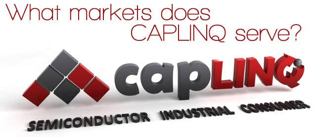 What markets does CAPLINQ Serve