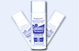 carnauba wax aerosol spray