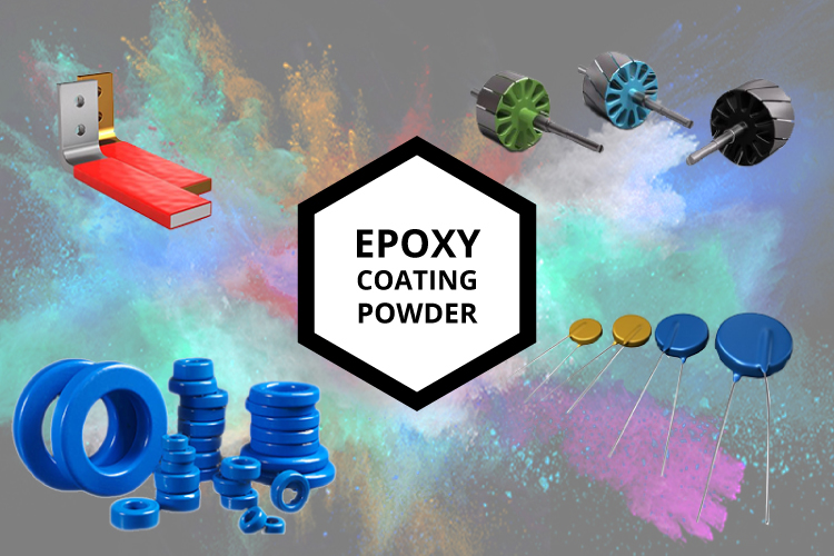 Motor Iron Slot insulation. Switchgear, Network Connector, and Busbar coating powder. Thermistors, Varistors, and Resistors. What do they all have in common? They are all applications that use epoxy coating powder for insulation and protection